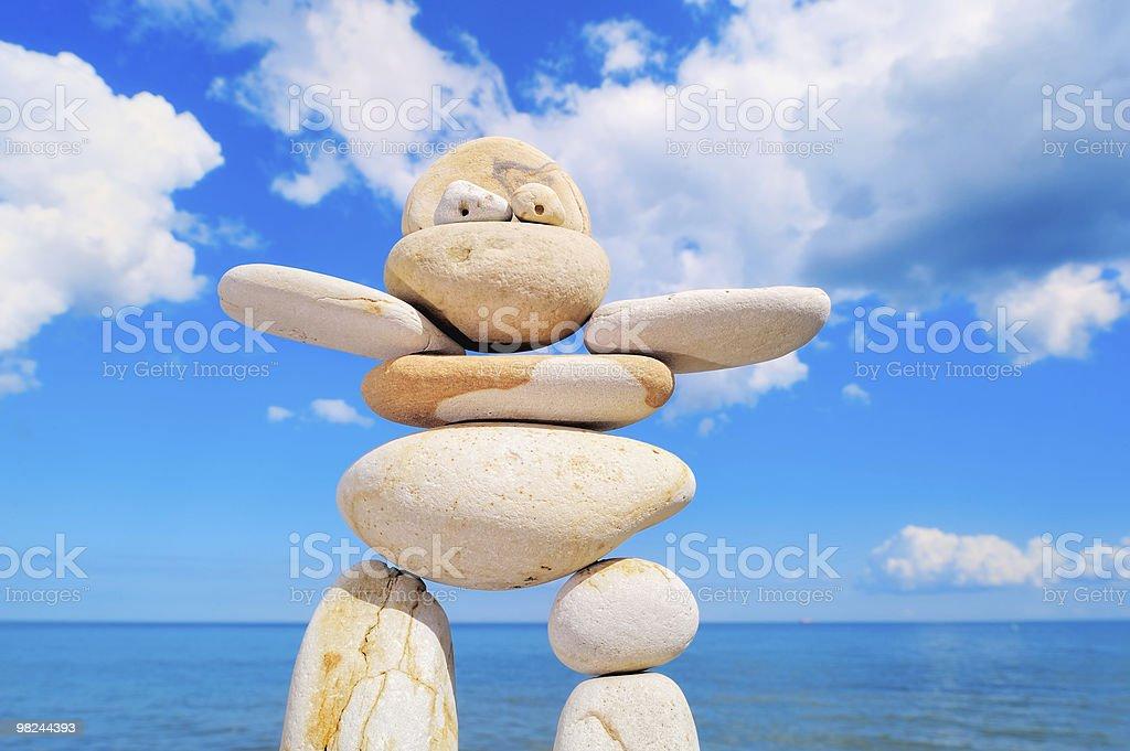 Totem Image royalty-free stock photo
