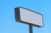 totem signboard
