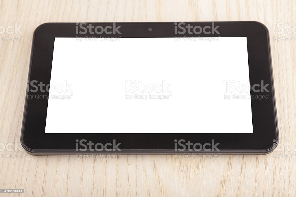 touch pad royalty-free stock photo