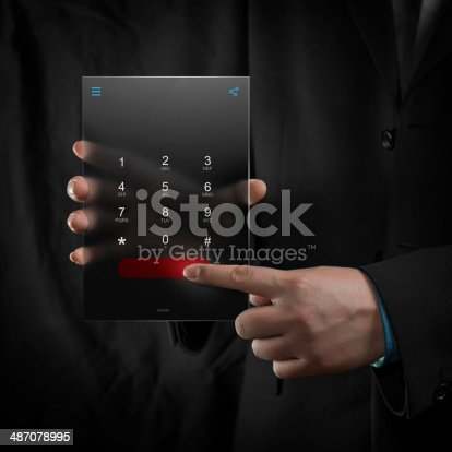 957759714 istock photo Touch Pad 487078995