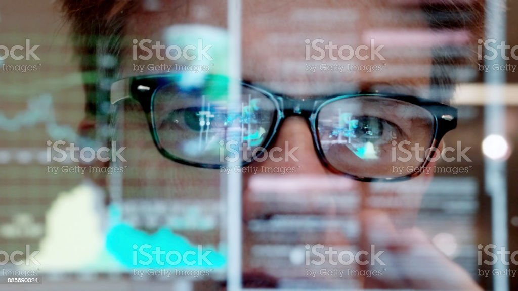 Analyseur d'écran tactile - Photo