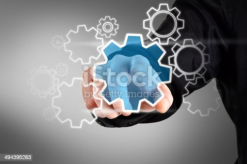 1155191162 istock photo Touch Screen (Click for more) 494395263
