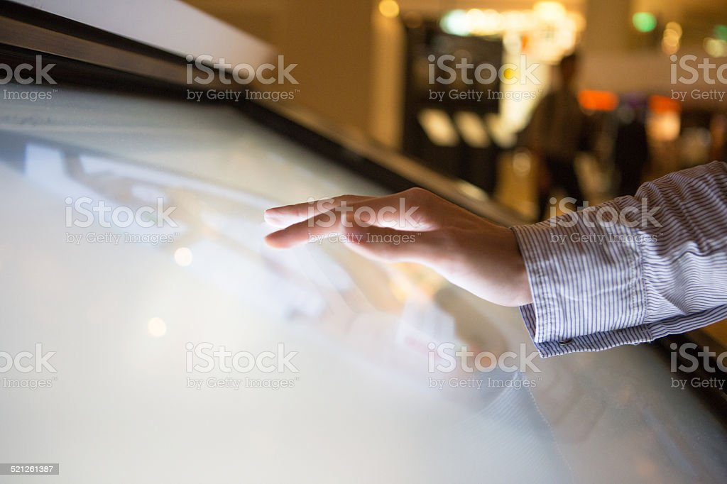 Touch-screen – Foto