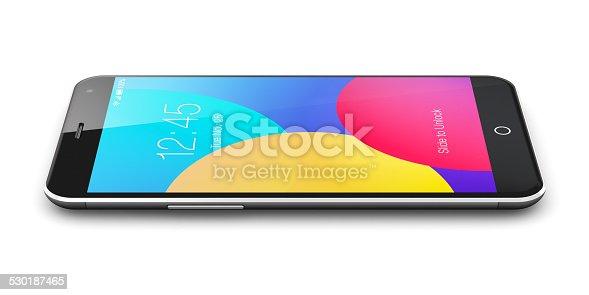 istock Touchscreen smartphone 530187465