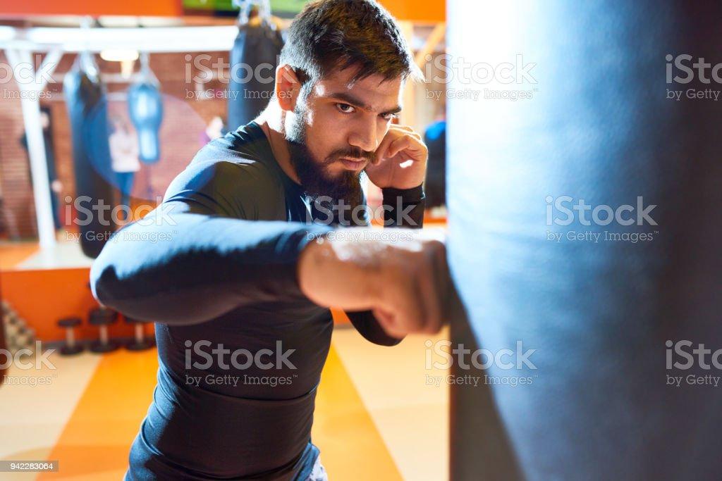 Harte Boxer in Praxis – Foto