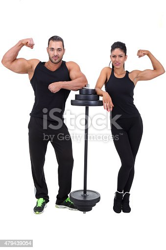 610237160 istock photo Tough couple 479439054