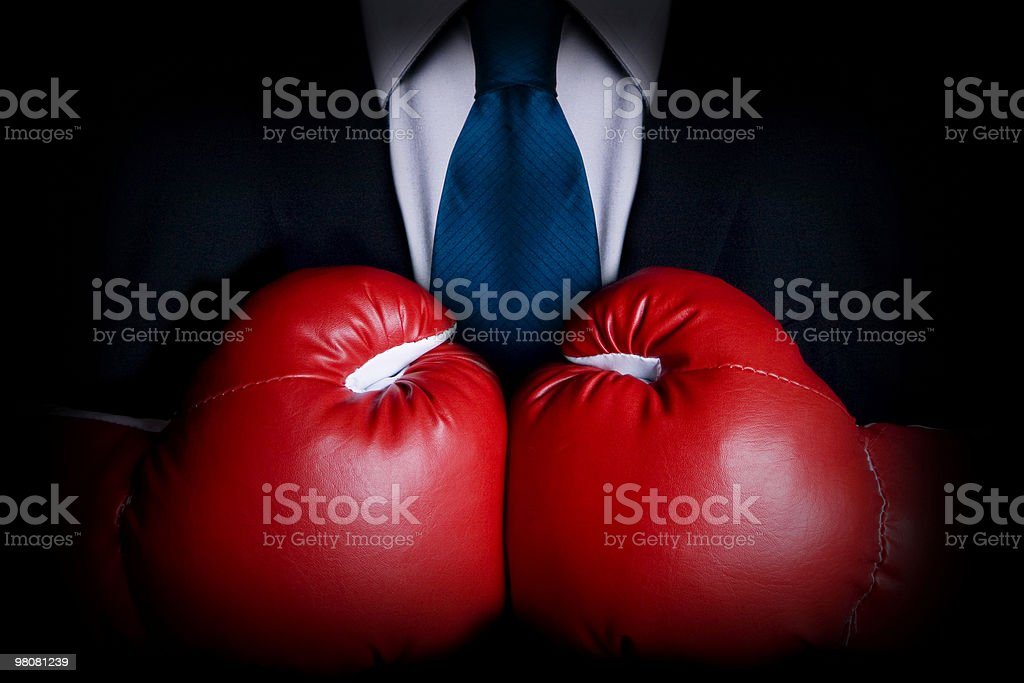 Tough royalty-free stock photo