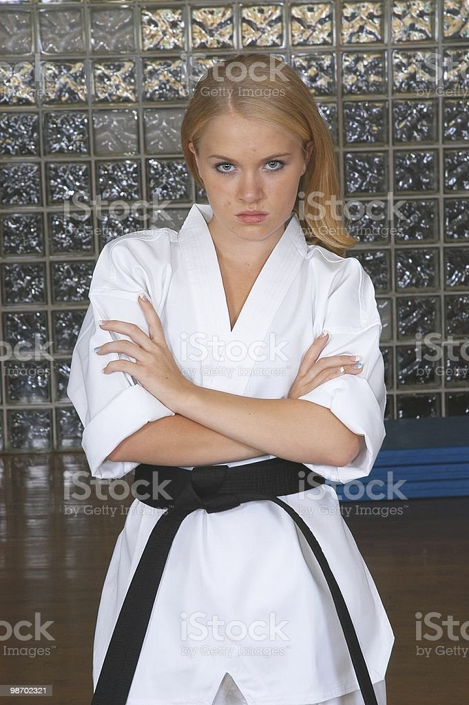 sexy Karate Gi