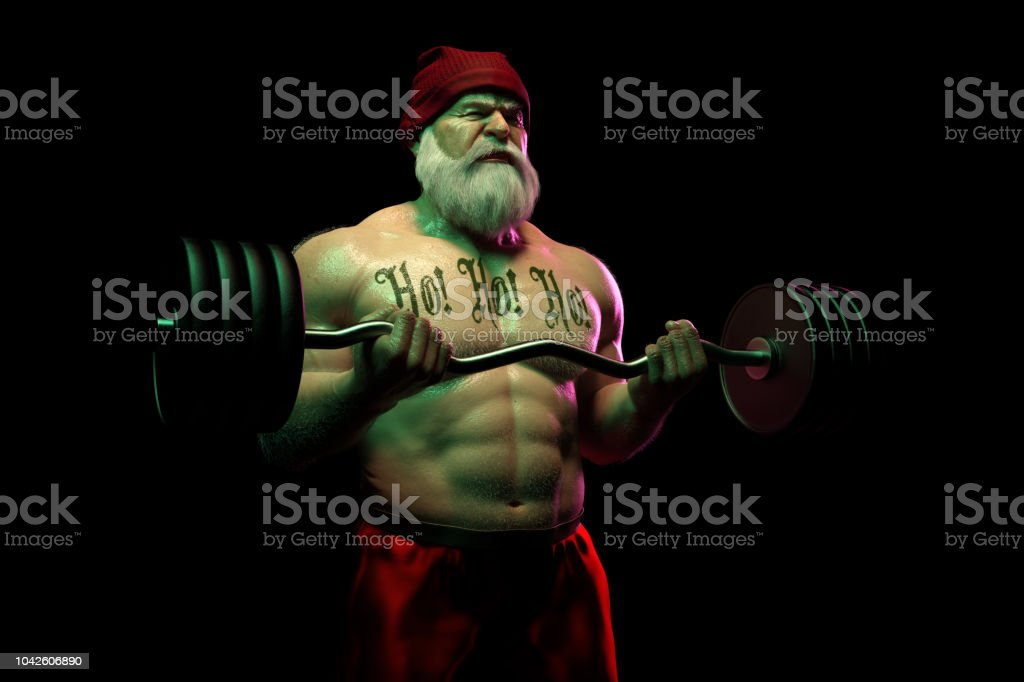 Robuste Santa – Foto