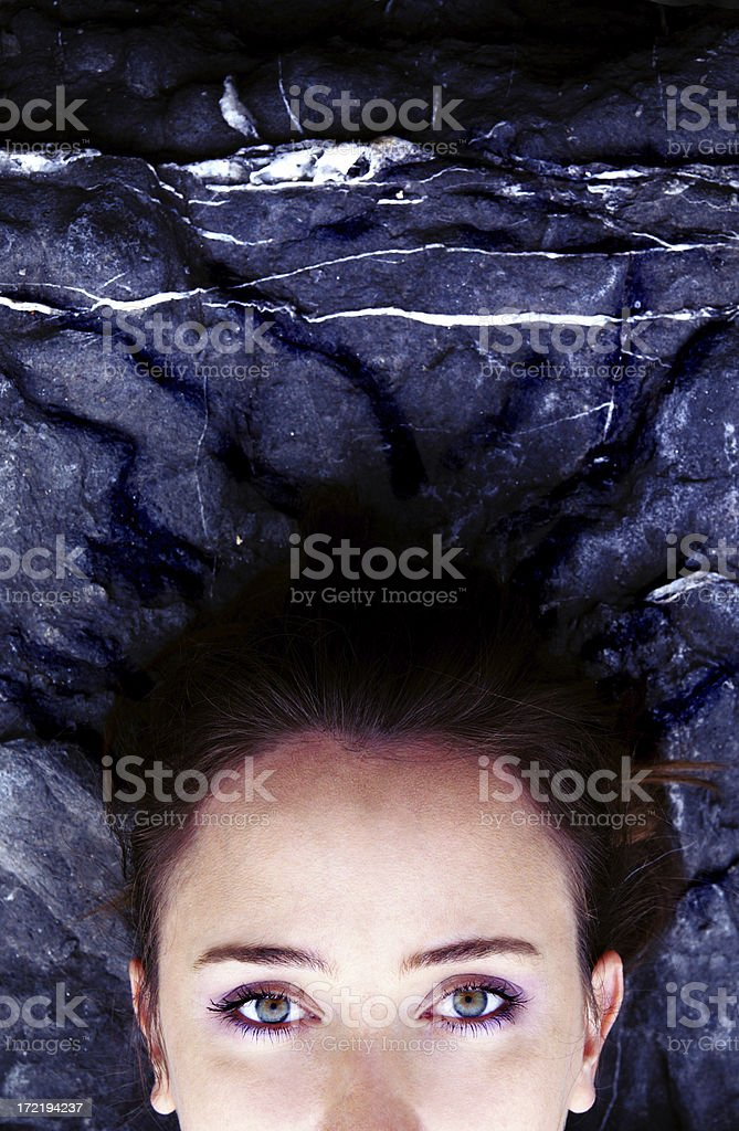 tough toughts royalty-free stock photo