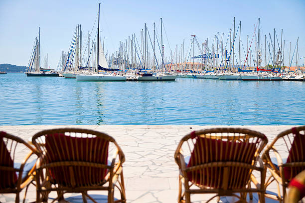 Toulon, France The marina of Toulon var stock pictures, royalty-free photos & images
