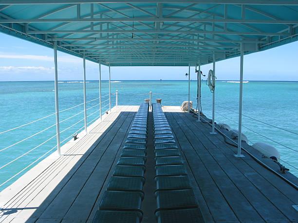 Tour Boat Dock, Hawaii