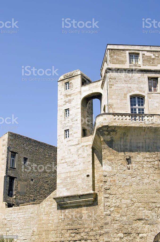Tour de Babotte royalty-free stock photo