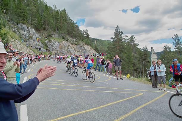 Tour de France 2011 Auffahrt, Col d'Izoard – Foto