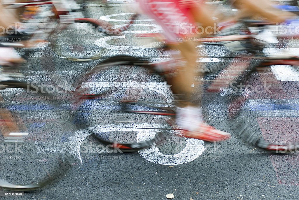 Tour de France royalty-free stock photo