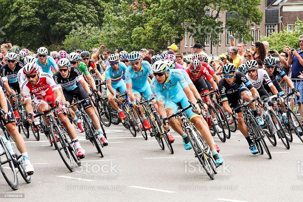Tour de France 2015 # 1 stock photo