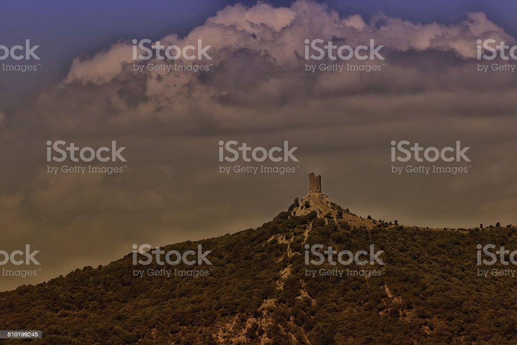Tour de la Massane - Photo