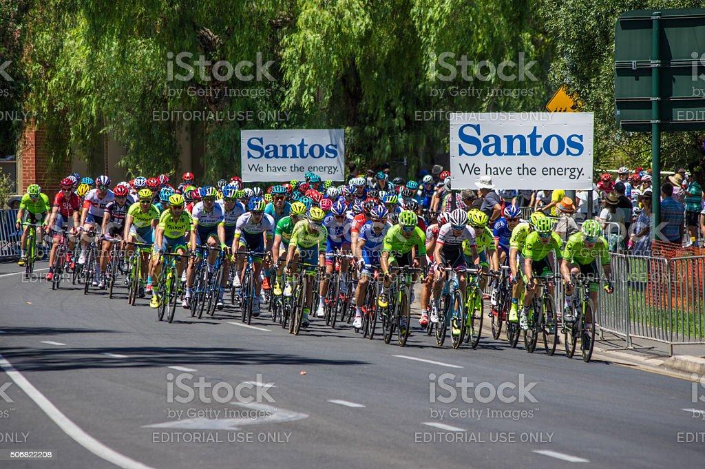 Tour Down Under 1 stock photo