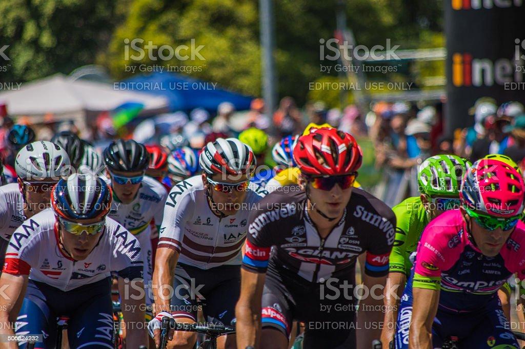 Tour Down Under 16 stock photo