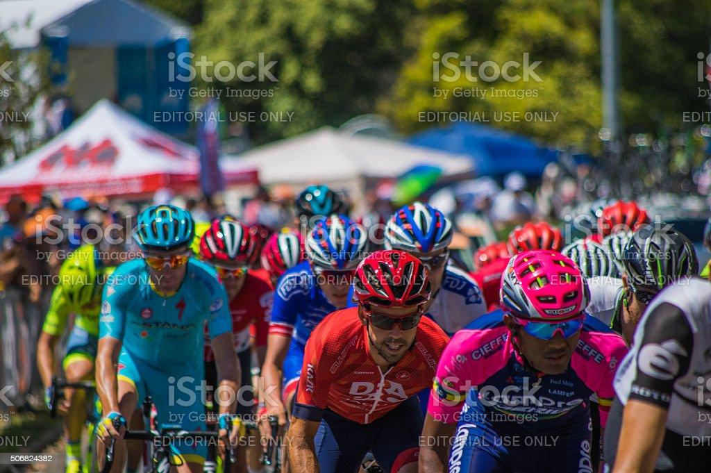 Tour Down Under 17 stock photo