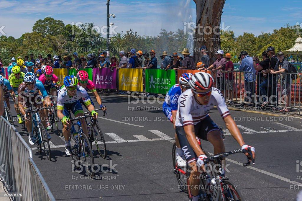 Tour Down Under 32 stock photo
