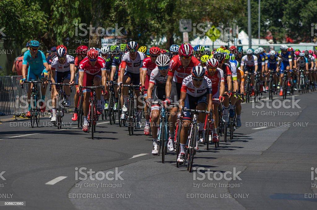 Tour Down Under 5 stock photo