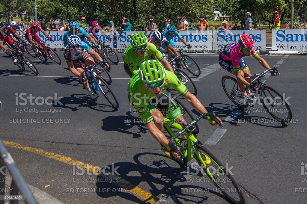 Tour Down Under 59 stock photo