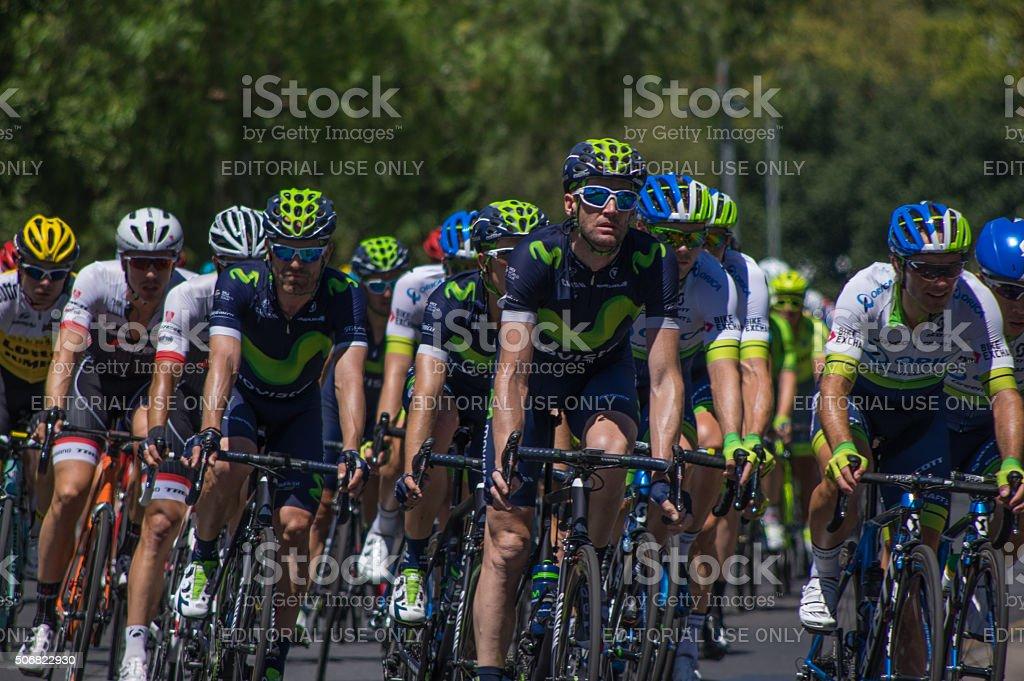 Tour Down Under 7 stock photo