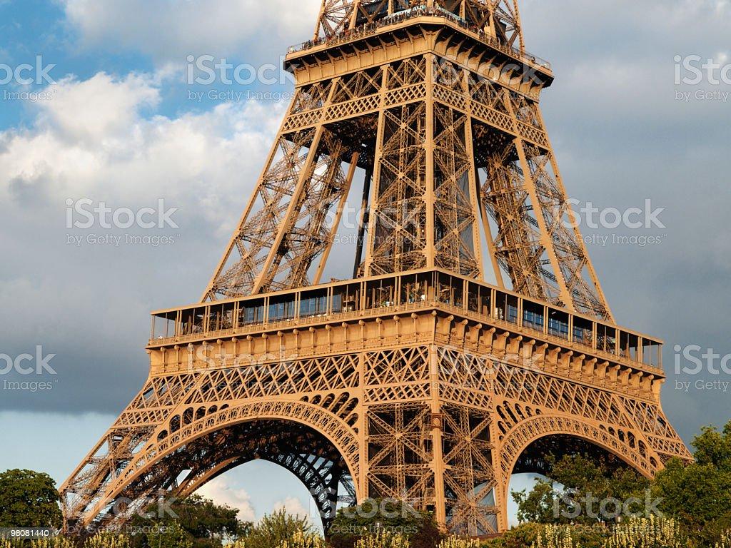 Tour Eiffel royalty-free stock photo