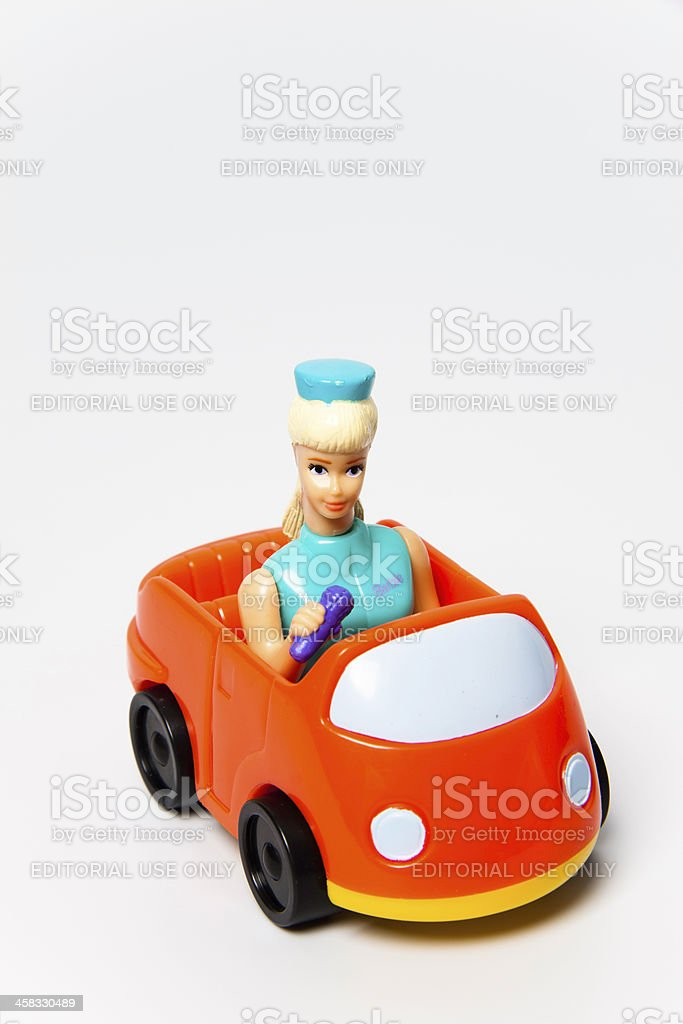 Tour Guide Barbie Stock Photo Download Image Now Istock