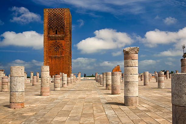 Tour Hassan – Foto