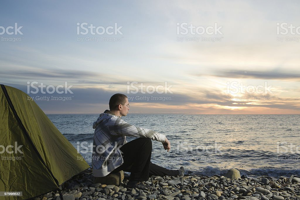 Tourism royalty-free stock photo