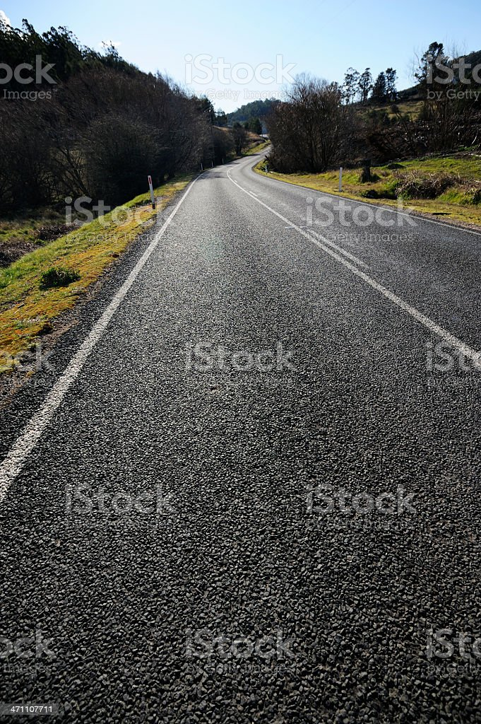 Tourism road royalty-free stock photo