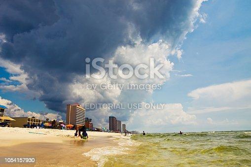1054156720istockphoto Tourist enjoying at Panama City Beach Florida 1054157930