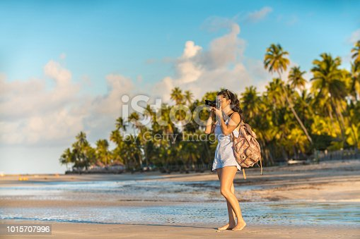 Beach, Photographer, Summer, Tropical Climate, Brazil