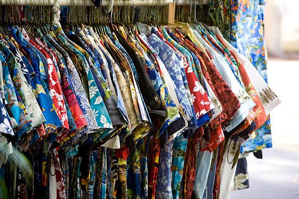 Hawaiian-Shirts – Foto