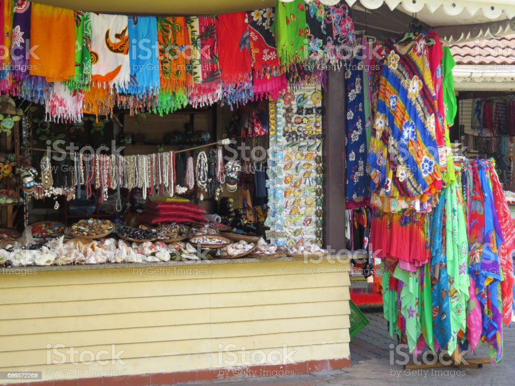 Tourist souvenirs zbiór zdjęć royalty-free