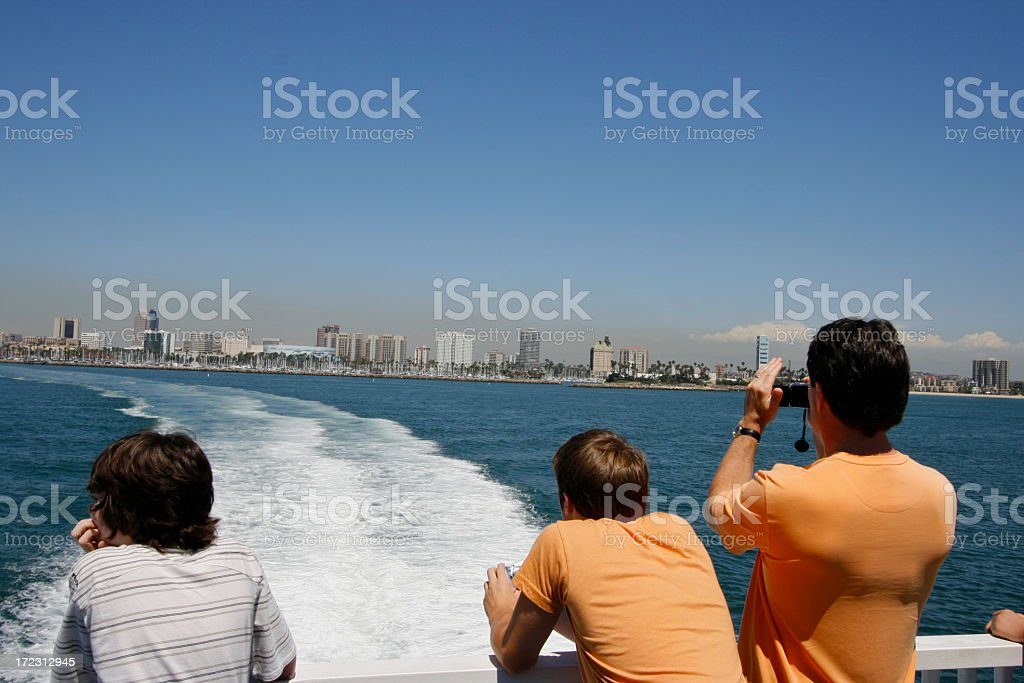 Tourist Trip royalty-free stock photo