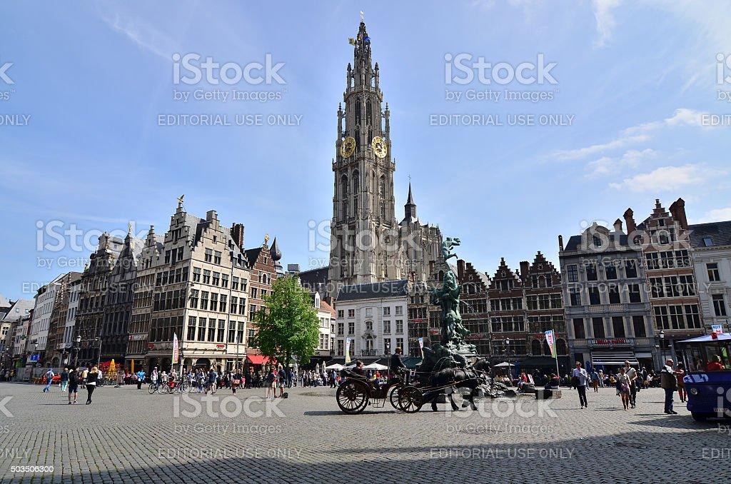 Call girl Antwerp
