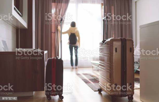 Tourist woman staying in luxury hotel picture id975732182?b=1&k=6&m=975732182&s=612x612&h=gwqbop 2rvjd7gm56rtvy3nepf1sksqafwsomsfhy0c=
