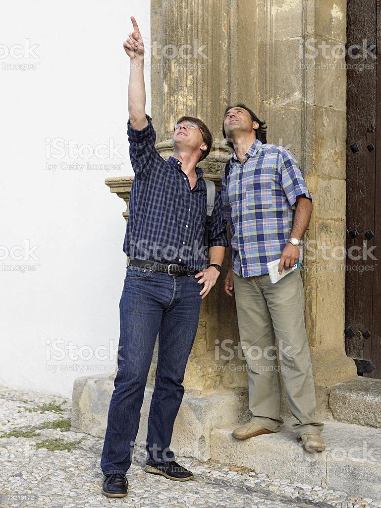 Turistas qualidade foto de stock royalty-free