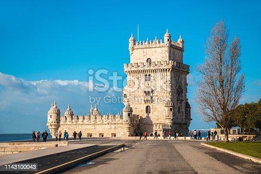 Lisbon, Torre de Belem, Ancient, Architecture, Belém - Lisbon,