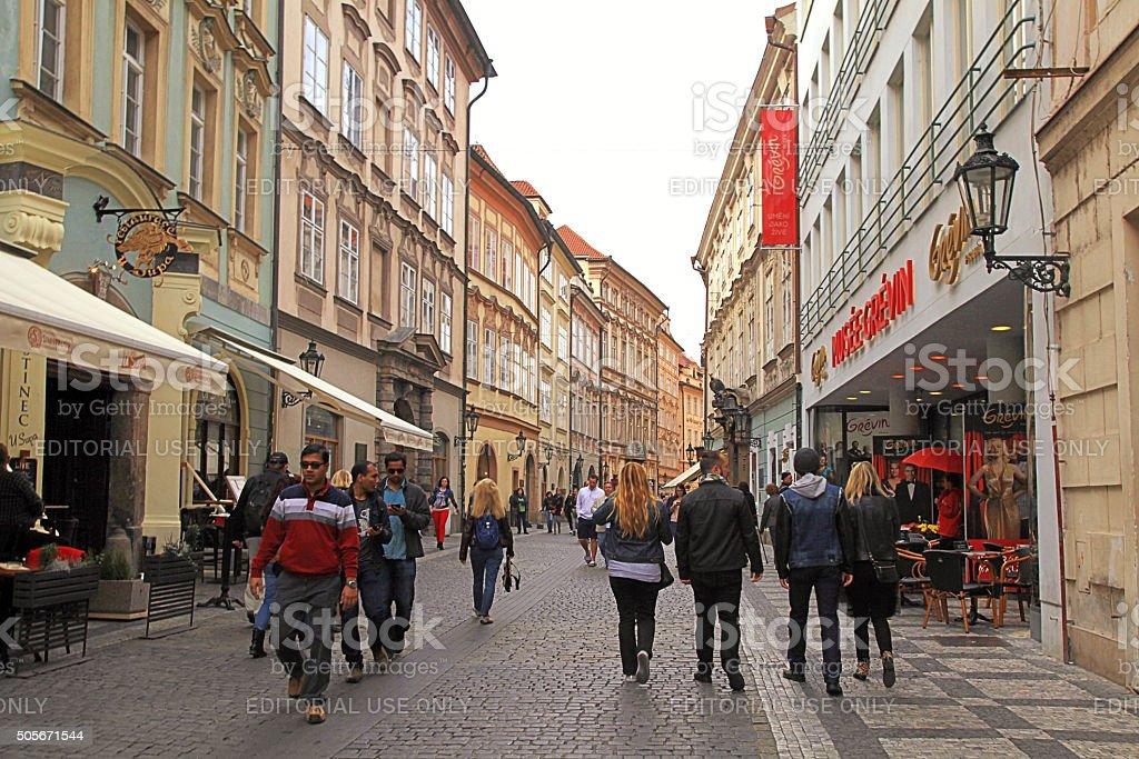 Babes in Prague