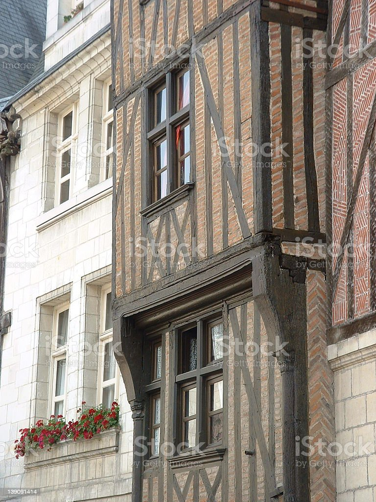 Tours-France royalty-free stock photo