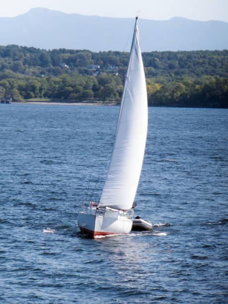 Tow Boat stock photo