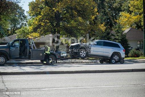 istock tow vehicle 1085107828