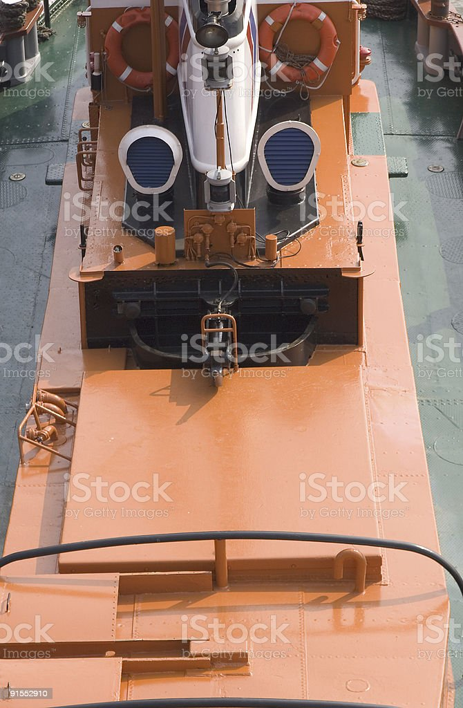towboat 1 royalty-free stock photo