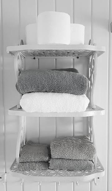 Badezimmer Aufbewahrung - Bilder und Stockfotos - iStock