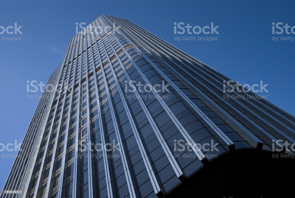 Tower 42, The City, central London. royalty-free stock photo