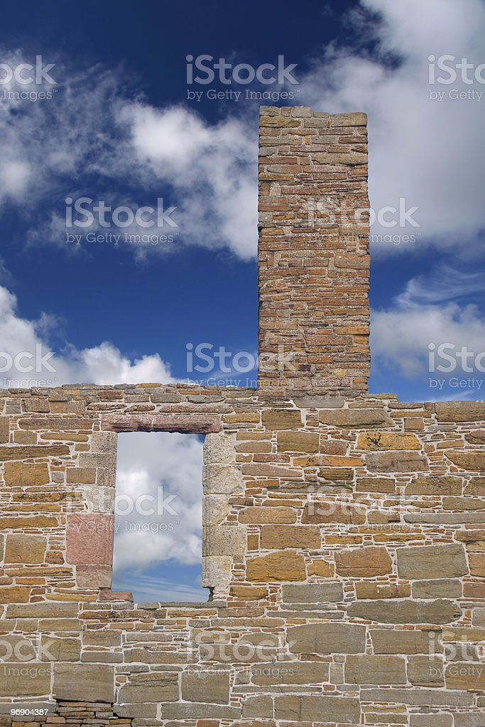 tower and window royalty-free stock photo